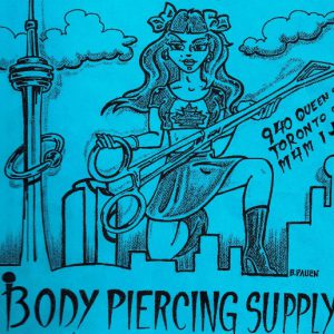 Body Piercing Equipment